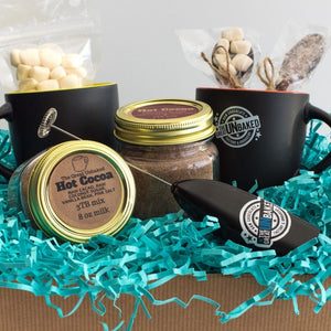 Raw Vegan Hot Cocoa Kit - Super Natural Chocolate Co