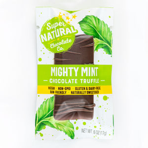 12 Piece Mini Truffle Bars - Super Natural Chocolate Co
