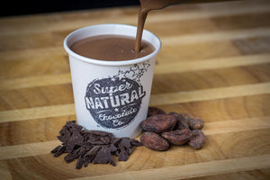Hot Chocolate Kit - Super Natural Chocolate Co