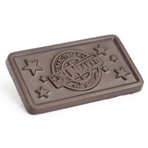 Dark Chocolate Mini Bars - Super Natural Chocolate Co
