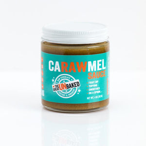 Raw Vegan Caramel Sauce - Super Natural Chocolate Co