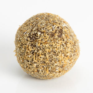 Raw Dark Chocolate Bliss Balls (6 pack) - The Great Unbaked