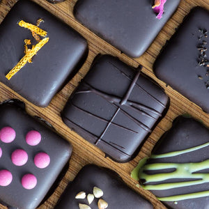 Build Your Own 8 Piece Chocolate Truffle Box - The Great Unbaked