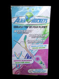 Alien Rocket Wholesale -Unassembled - 300 Rocket Pack with 30 FREE replacement rockets and Free Shipping.