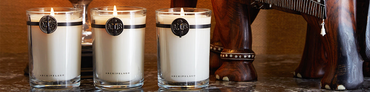 Candles:Archipelago Botanicals