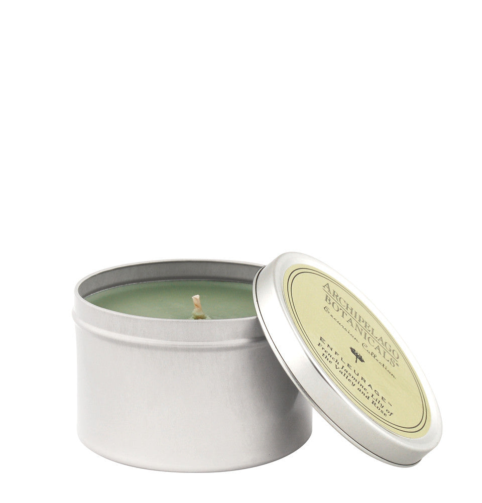 Enfleurage Travel Tin, Candles, Tin & Votive - Archipelago