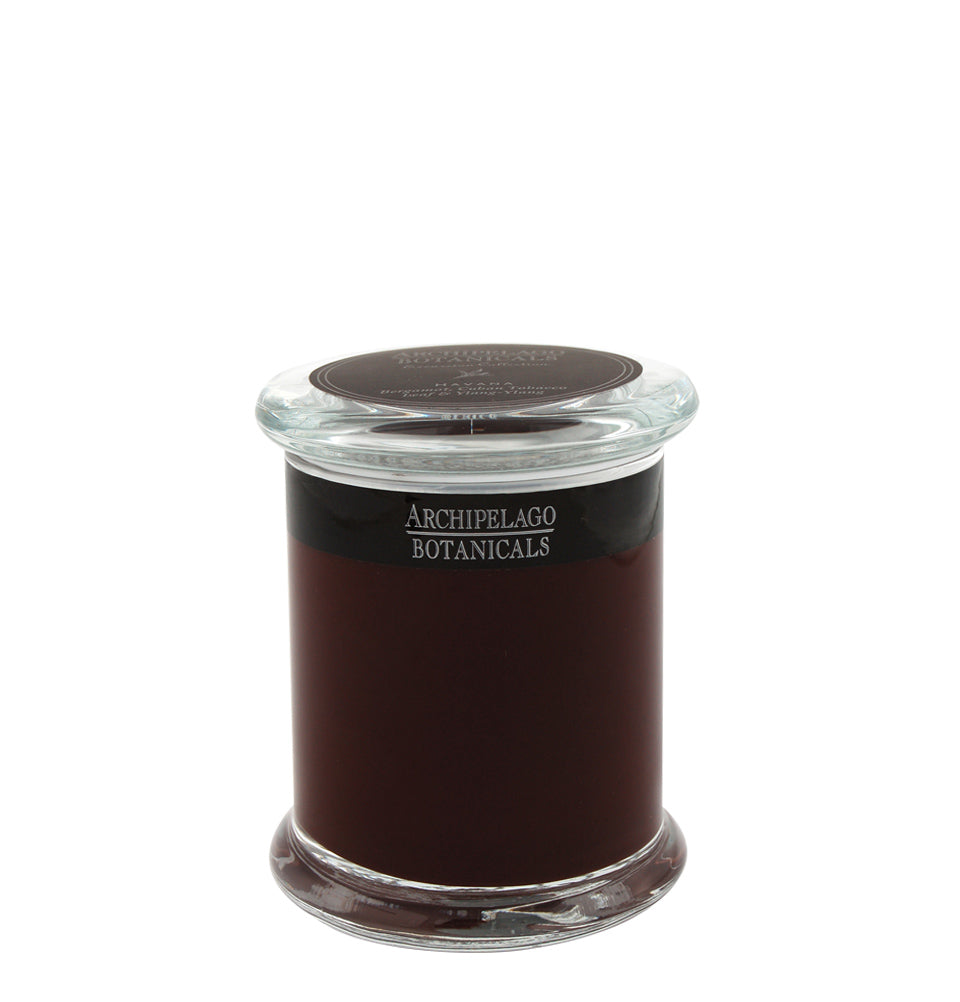 Havana glass jar candle archipelago botanicals for Top selling candle fragrances