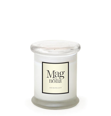 Magnolia Frosted Jar Candle