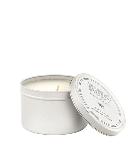 Savannah Travel Tin Candle