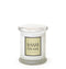 Lemmongrass Frosted Jar Candle