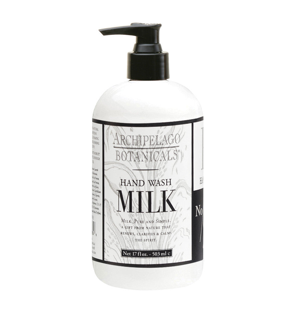 Milk 17 oz. Hand Wash - Archipelago
