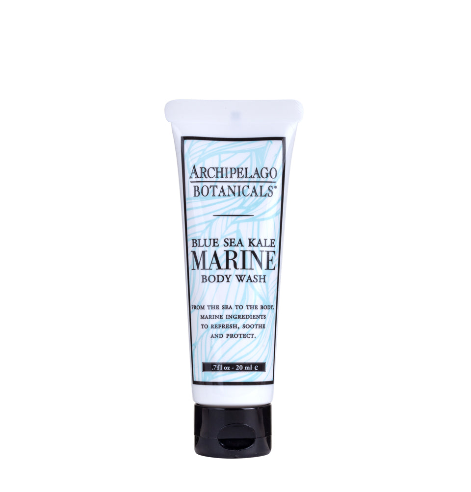 Marine Travel Size Body Wash