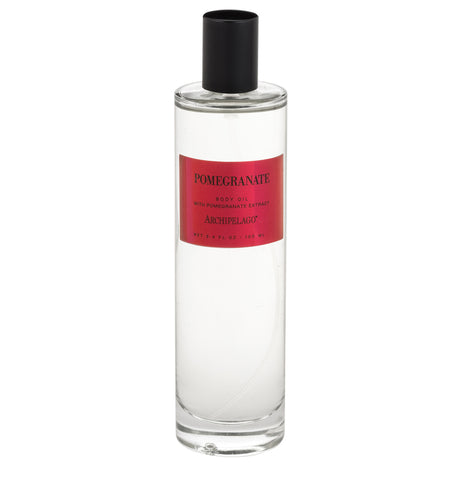 Pomegranate Body Oil