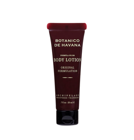 Botanico de Havana Travel Size Lotion
