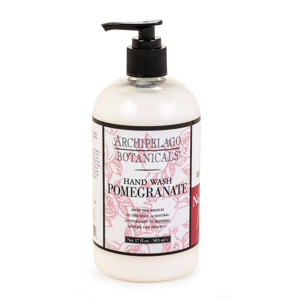 Pomegranate 17 oz. Hand Wash