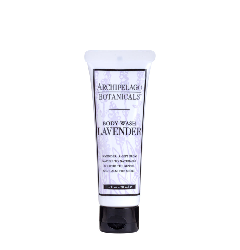 Lavender Travel Size Body Wash