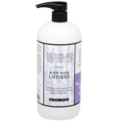 Lavender 33 oz. Body Wash