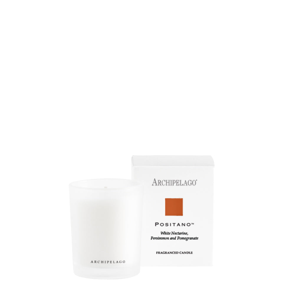Positano Boxed Votive Candle