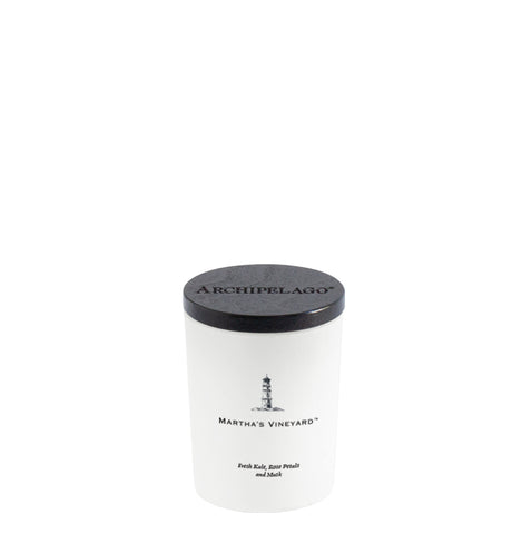 Martha's Vineyard Luxe Petite Candle