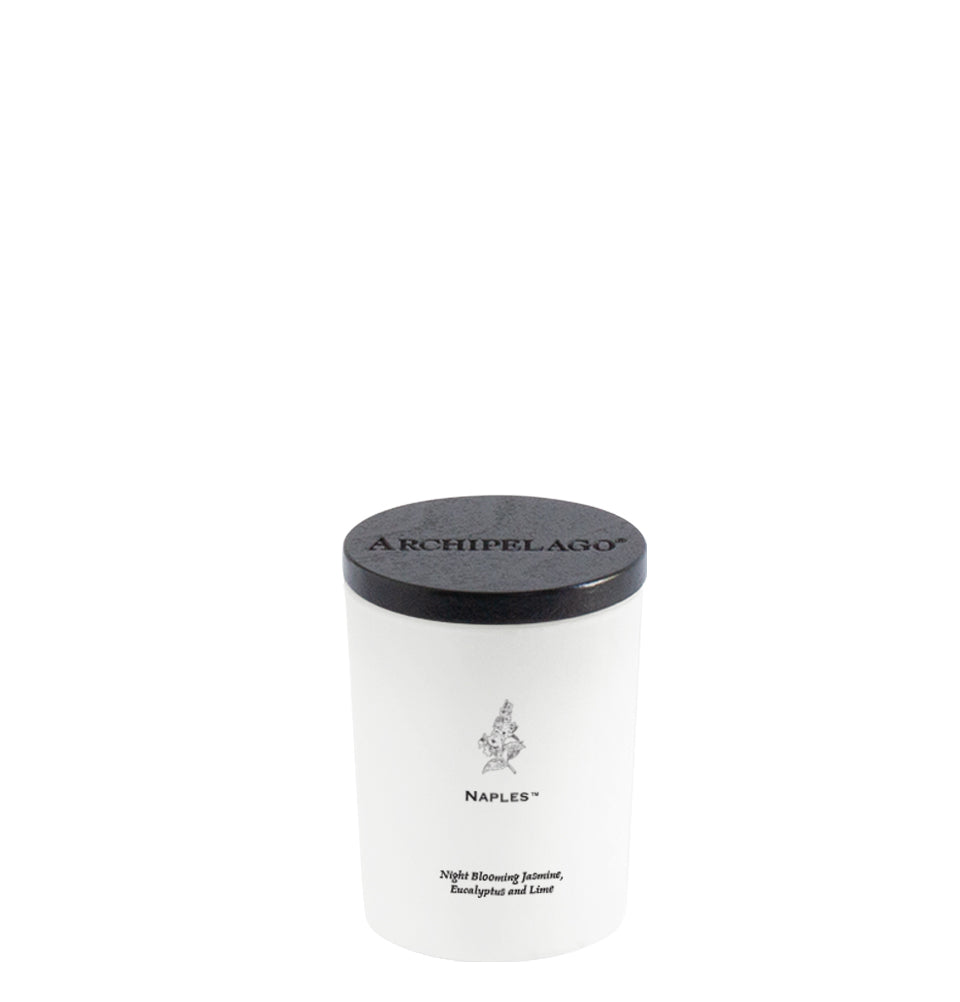 Naples Luxe Petite Candle
