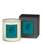 Agave Boxed Candle is blended with soy wax and infused with Agave Nectar, Lemon Zest and fresh Pineapple