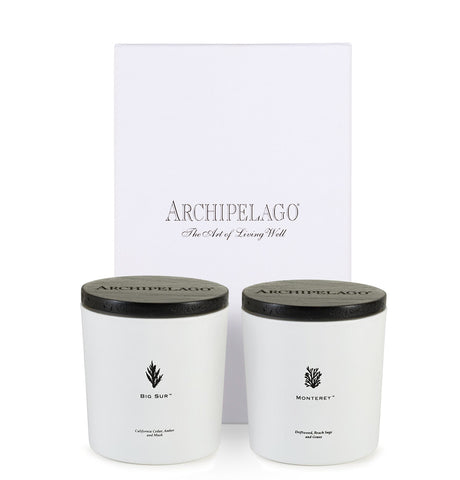 Woody Luxe Candle Gift Set