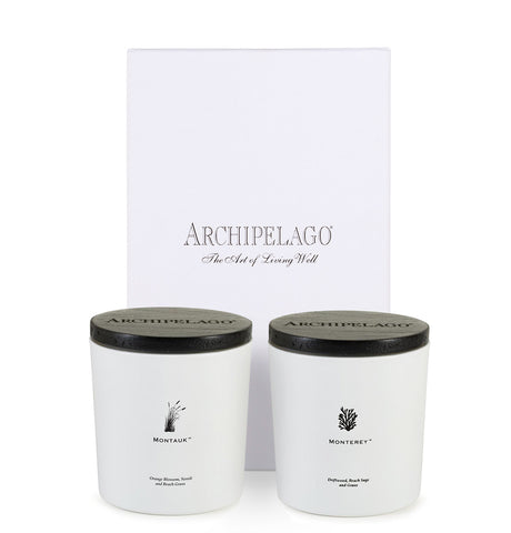 Coastal Luxe Candle Gift Set