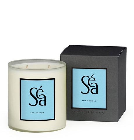 Sea Boxed Candle