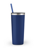 22 oz. Navy Blue Insulated Tumbler