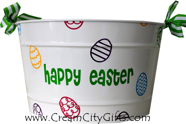 Happy Easter Bucket