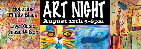 Art Night // August 2017