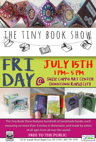 The Tiny Book Show