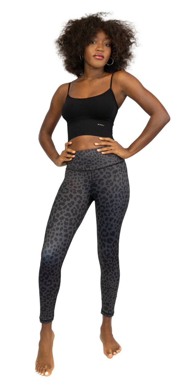 Night Leopard - Legging