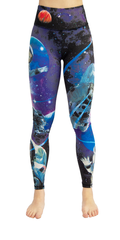 Astro Cats - Legging