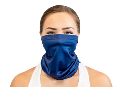 Royal Blue - Neck Gaiter