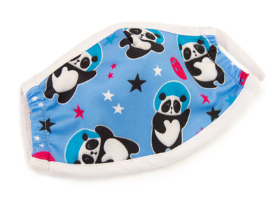 Space Pandas (Small Child) -  Dust Mask