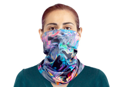 Frenzy - Neck Gaiter