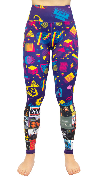 90's Hip Hop - Legging