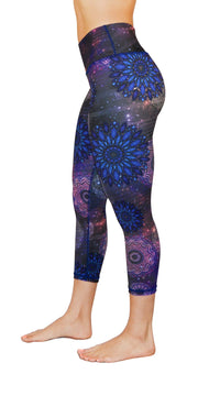 nova yoga legging capris left leg