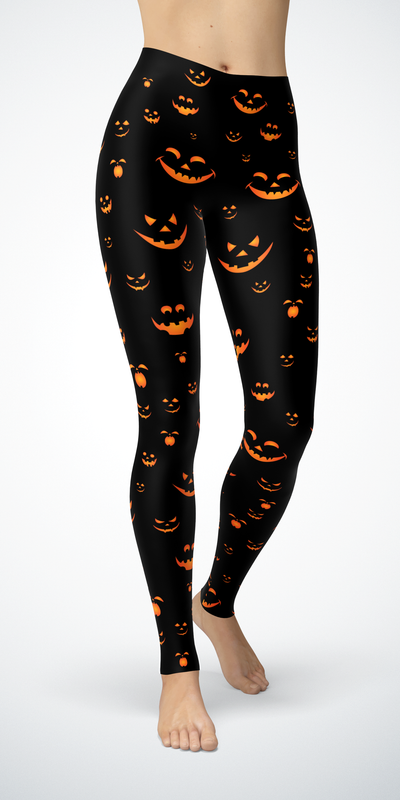 Jack-o'-lanterns - Legging