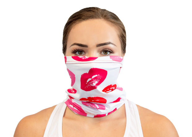 Air Kisses - Neck Gaiter
