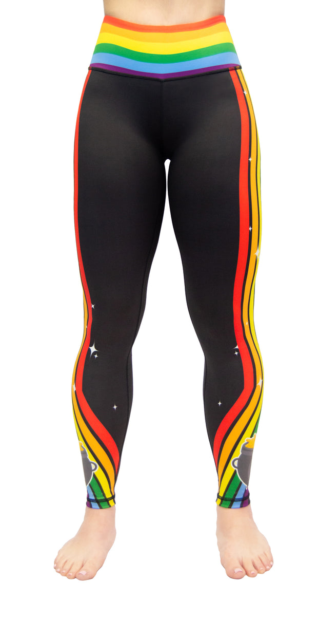 Rainbow Chaser- Legging