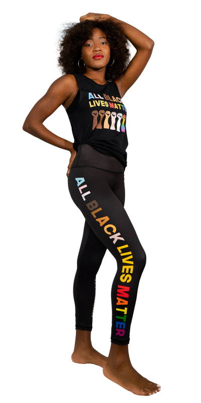 All Black Lives Matter - Legging
