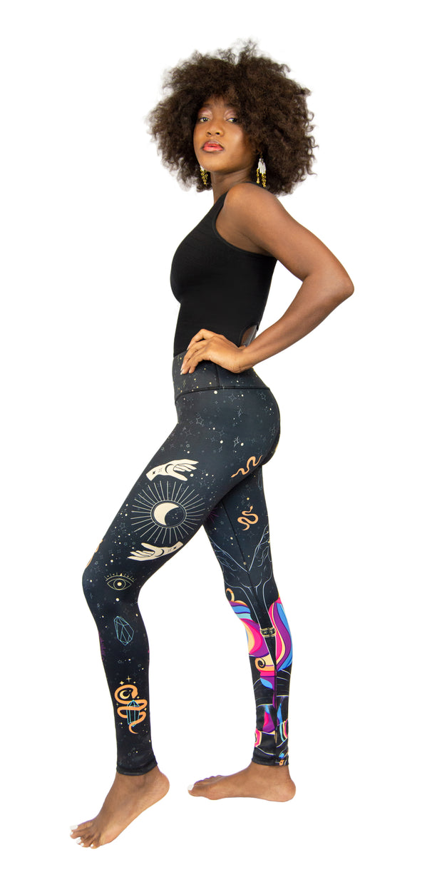 Mystic Goddess  - Legging