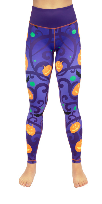 Pumpkin Nights - Legging