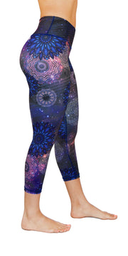 nova yoga legging capris right leg
