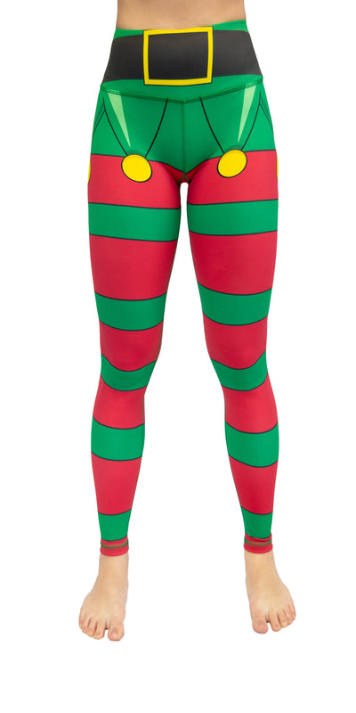 Silly Elf  - Legging