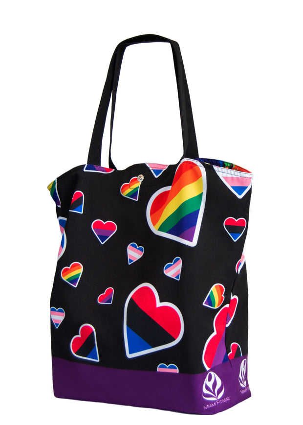 Love Wins - Reversible Tote