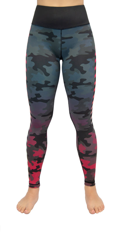 Limitless Camo- Legging