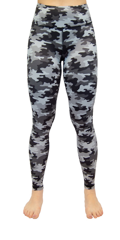 Steel Camo - Legging
